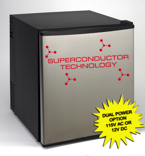 SUPERCONDUCTOR Refrigerator AC/DC