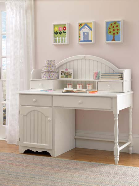 Wesfield Desk and Hutch