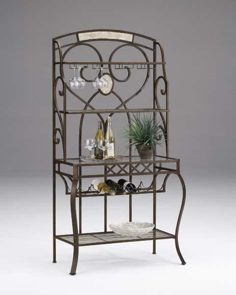 Hillsdale Furniture Brookside Baker's Rack