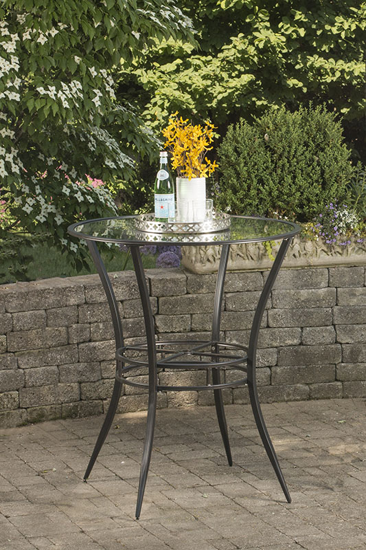 Model: 23405 | Hillsdale Furniture Indoor/Outdoor Bistro Table