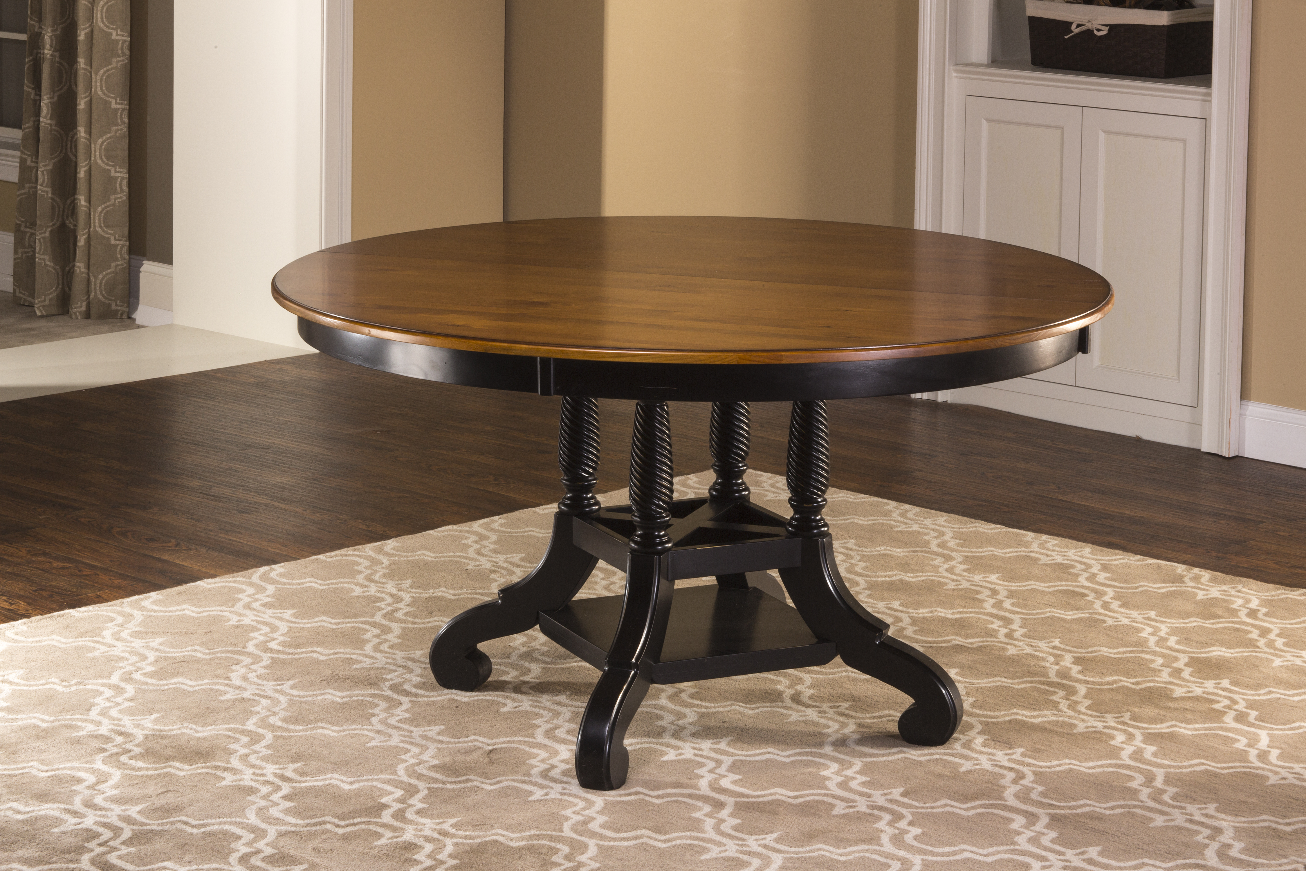 Wilshire Round Dining Table - CTN B - Table Base only