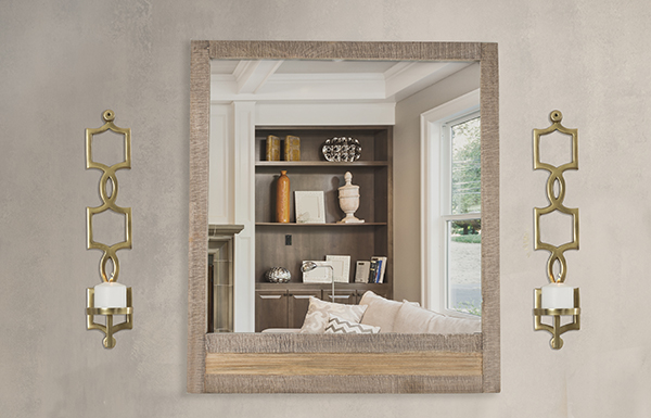 Hillsdale Furniture BOLERO MIRROR