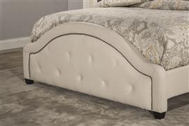 Hillsdale Furniture Belize Footboard & Slats - King - Infinity Natural