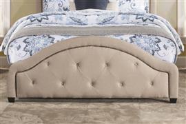 Hillsdale Furniture Belize Footboard - King - Oyster