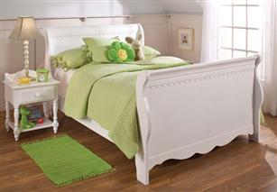 Hillsdale Furniture Lauren Full Sleigh Bed Set