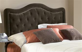 Hillsdale Furniture Trieste Chocolate Queen Headboard