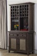 Hillsdale Furniture TUSCAN RETREAT® BUFFET AND HUTCH
