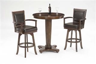 Hillsdale Furniture Ambasssador 3pc Pub Set