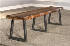 Hillsdale Furniture Emerson Bench - CTN B - Legs only