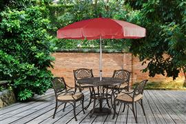Hillsdale Furniture Esterton 5-Piece Round Dining Set