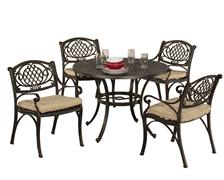 Model: 23100   Hillsdale Furniture Esterton Outdoor Dining Chair