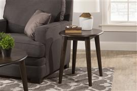 Hillsdale Furniture San Marino End Table - Brushed Brown
