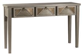 Hillsdale Furniture BAYSHORE CONSOLE TABLE - DISTRESSED GRAYWASH