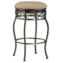Hillsdale Furniture Lincoln Backless Barstool