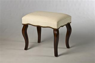 Hillsdale Furniture Hamilton Backless Vanity Stool