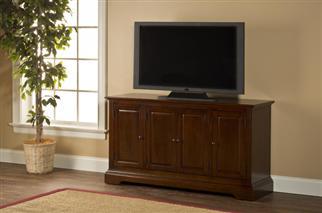 Hillsdale Furniture Maison Cherry Entertainment Console