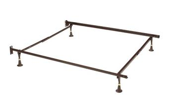 Hillsdale Furniture Twin/Full 4 Leg Headboard Frame - Brown