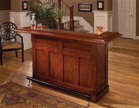 Hillsdale Furniture Classic Cherry Large Bar