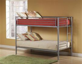 Hillsdale Furniture Brayden Twin/Twin Bunk with Dresser and Mirror