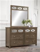 Hillsdale Furniture Randall Dresser & Mirror