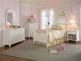 Hillsdale Furniture Westfield 4pc Twin Bedroom