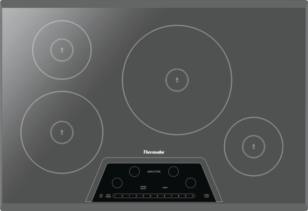 Thermador 30 inch Masterpiece Series Induction Cooktop