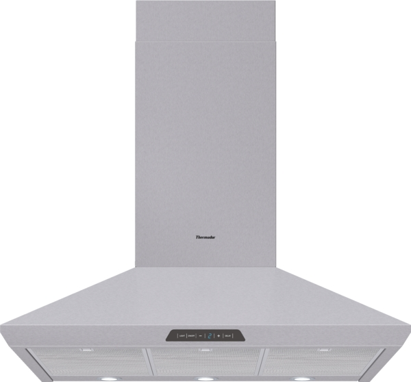 36 inch Masterpiece Series Pyramidal Style Chimney Wall Hood