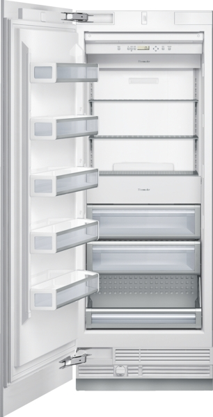 Model: T30IF800SP | 30 inch Built-In Freezer Column