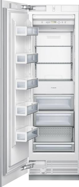24 inch Built-In Freezer Column