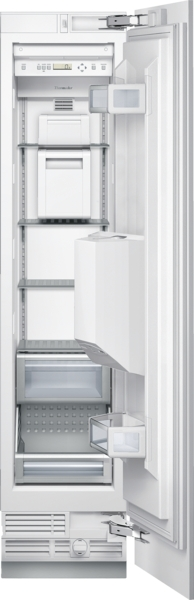 18 inch Freezer Column with External Ice and Water Dispenser