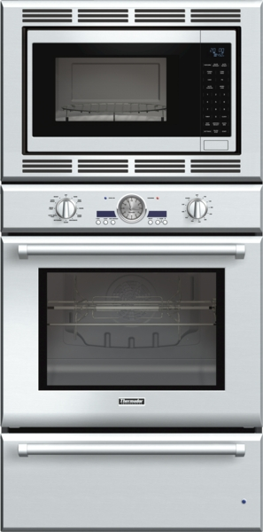 Thermador 30 inch Professional Series Triple Oven (oven, convection microwave and warming drawer)