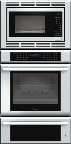 Model: MEDMCW31JS | 30 inch Masterpiece Series Triple Oven (oven, convection microwave and warming drawer)