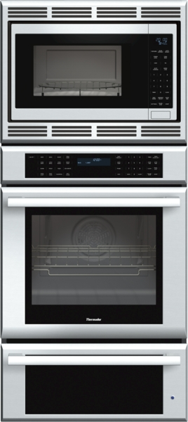 27 inch Masterpiece Series Triple Oven (oven, convection microwave and warming drawer)