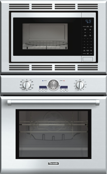 Thermador 30 inch Professional Series Combination Oven (oven and convection microwave)
