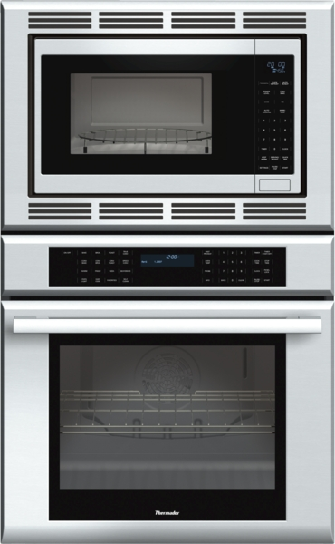 30 inch Masterpiece Series Combination Oven (oven and convection microwave)