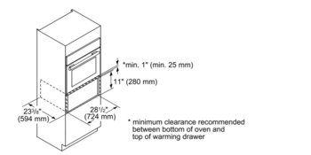 Model: WD30JS   Thermador 30 inch Masterpiece Series Warming Drawer