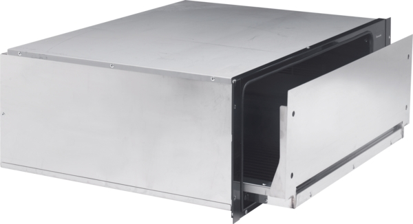 30 inch Convection Warming Drawer for custom panel installation