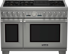 48 inch Professional Series Pro Grand Commercial Depth All Gas Range