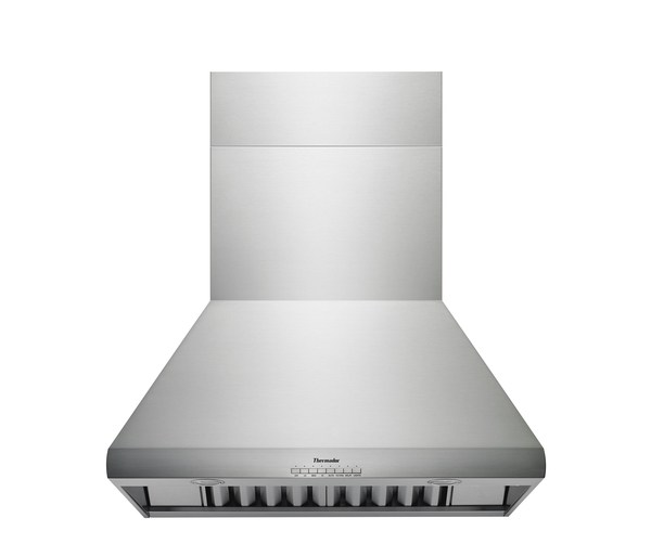 36 inch Professional Series 24 inch Depth Chimney Wall Hood