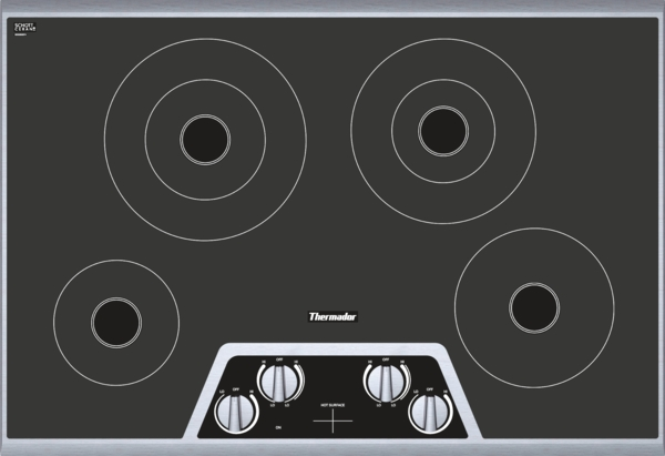 CEM304NS 30 inch Masterpiece Series Electric Cooktop