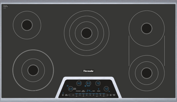 36 inch Masterpiece Series Electric Cooktop