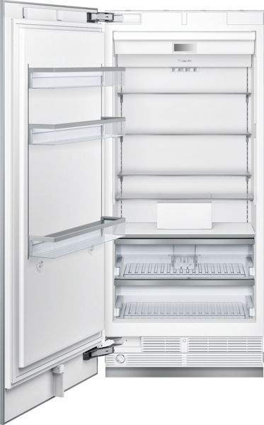 Model: T36IF900SP | Thermador 36 INCH BUILT IN FREEZER COLUMN W/ INTERNAL ICE MAKER