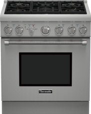 30 inch Professional Series Pro Harmony Standard Depth All Gas Range
