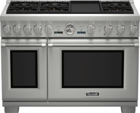 48 inch Professional Series Pro Grand Commercial Depth Liquid Propane Range