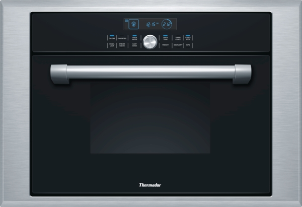 Thermador Masterpiece Series Steam and Convection Oven with Professional Handle