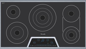 36 Masterpiece Series Electric Cooktop with Touch Control and Bridge Element