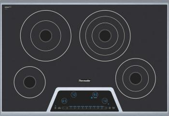 30 Masterpiece Series Electric Cooktop with Touch Control