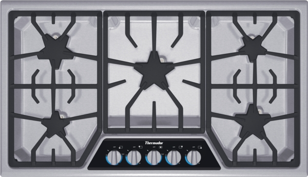 Thermador 36 inch Masterpiece Series Gas Cooktop