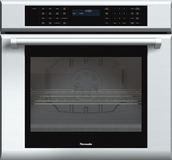 30 inch Masterpiece Series Single Oven with professional handle