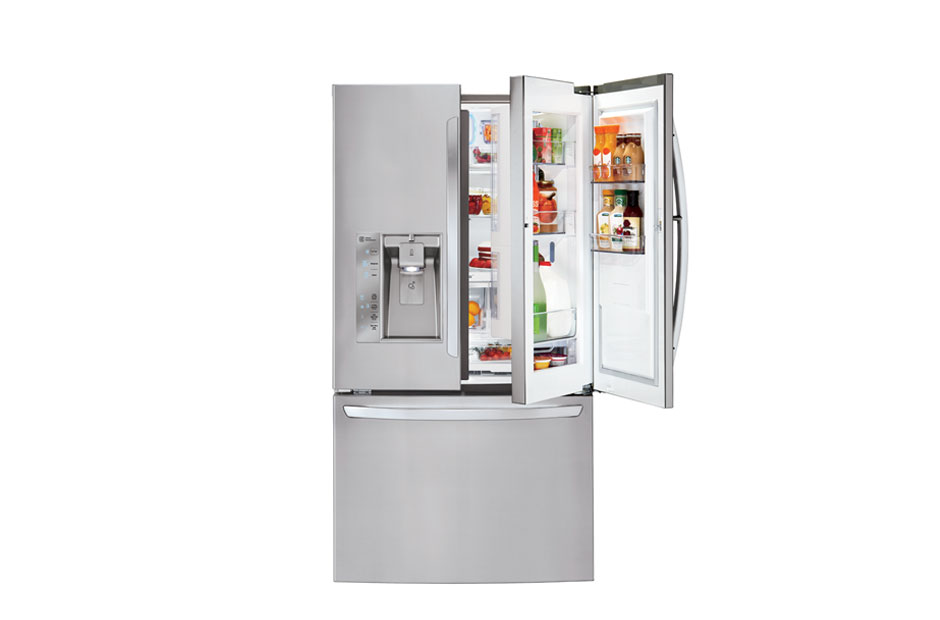 32 cu. ft. Mega Capacity 3-Door French Door Refrigerator with Door-in-Door®